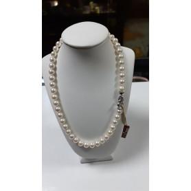 Collana di perle coltivate