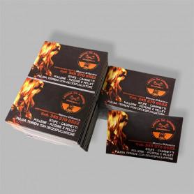 Business Card Cartoncino rigido