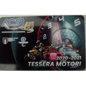 tessera motoclub (base)