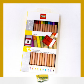 SET 12 MATITE LEGO