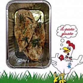 Petto di pollo arrostito