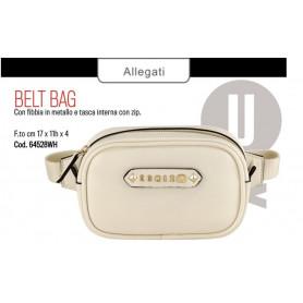 BELT BAG COMIX WHITE