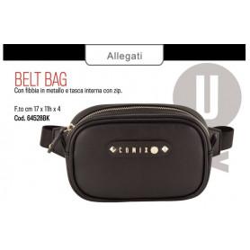 BELT BAG COMIX BLACK