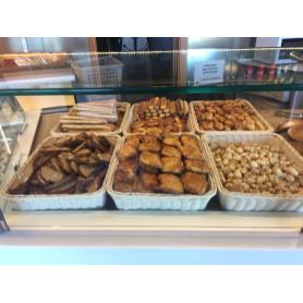Biscotti nzulle , anicini