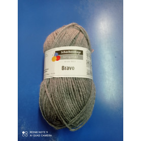 "Lana ""BRAVO"" colore Grigio ( hellgrau meliert)"
