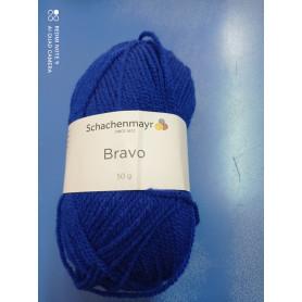 """Lana """"BRAVO"""" colore Blu Reale (royal) 08211"""