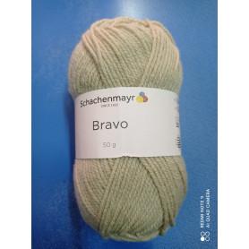 "Lana ""BRAVO"" colore CORDA (leinen) 08345"